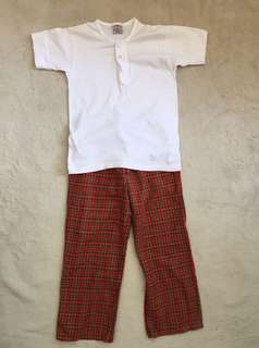 Philippine or Filipino Costume for boys (6-7yo)
