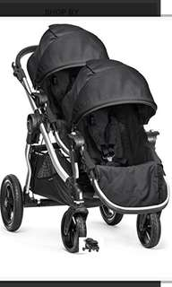 Baby Jogger City Select 2015 Twin Stroller