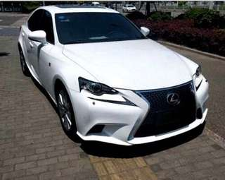 S K 2016 LEXUS IS200T 2400cc 四門
