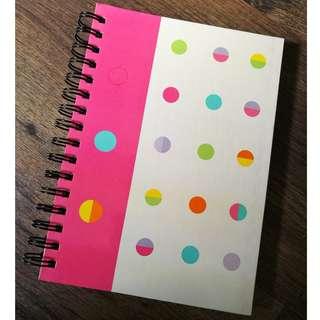 AUSSINO Polka Dots NoteBook