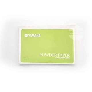 YAMAHA Woodwind Pads Powder Paper