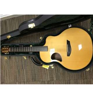 Mcpherson Acoustic guitar