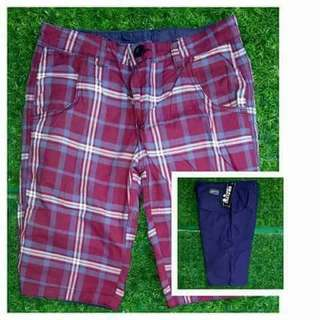 📢Restock Reversible Shorts 💰530  Size.28-36 *jr