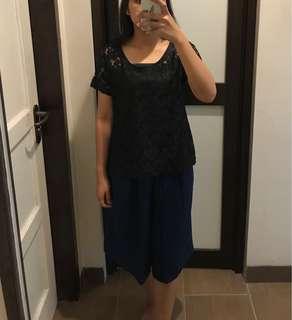 H&M Lace Shirt