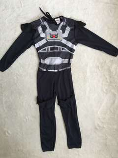 Power Rangers Turbo Costume for boys (Size 4-5)