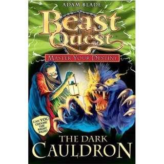 Beast Quest - The Dark Cauldron