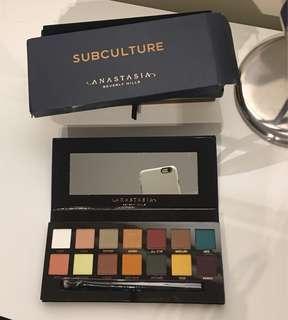 Anastasia Beverly Hills 'subculture' Eyeshadow palette