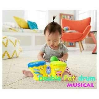 Pat Drum Musical Toy