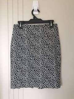 Portmans Pencil Skirt - size 8