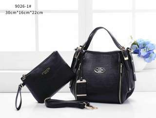 Handbag coach 2 in1