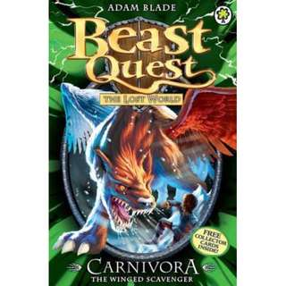 Beast Quest - Carnivora The Winged Scavenger