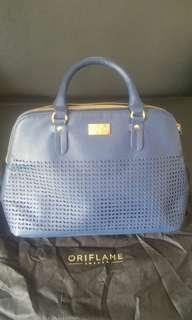 Oriflame royal navy handbag