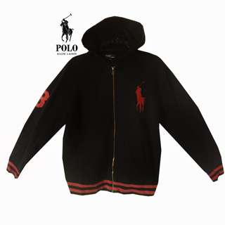 Hoodie Zipper POLO RALPH LAUREN Original