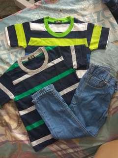 Celana Jeans Pencil Panjang FREE 2 T-SHIRT!!!