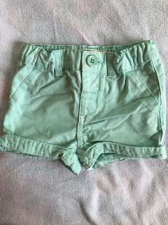 Cotton On baby shorts