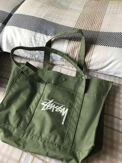 Stussy雜誌袋