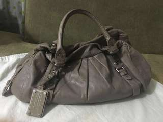 Authentic Marc By Marc Jacobs Dr Q Groove Bag