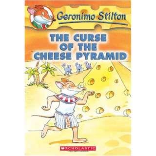 Geronimo Stilton - The Curse of the Cheese Pyramid