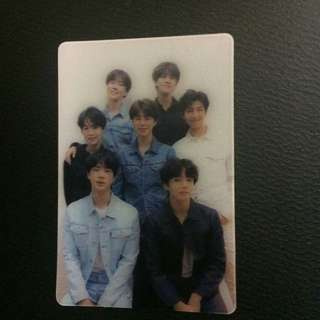 [WTS] BTS TEAR special photocard