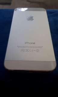 Original iphone 5 16gb factory unlock