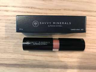 Savvy Minerals By Young living Lipstick Daydream 602