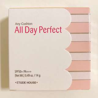[WTS] Etude House - Any Cushion All Day Perfect (Beige)