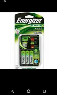 Rechargeable Energizer battery