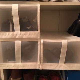 Shoe Compartment