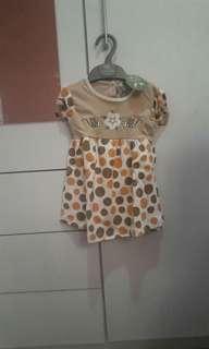 Brown Dress NEW