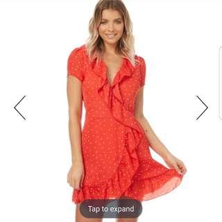 Reverse casey play dress