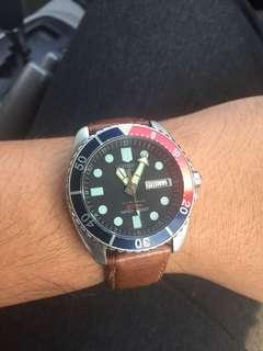Citizen diver watch