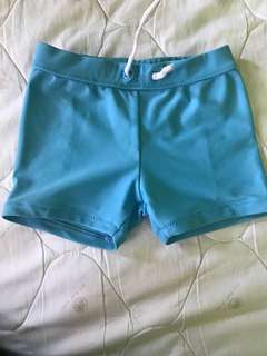 Swimming short trunk