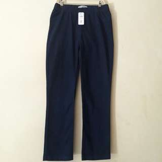 Celana Jeans Jumbo Pinggang Karet (fit XL)