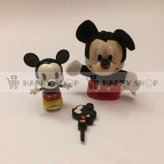 🚚 《二手》米奇組盒包 Mickey Mouse 迪士尼 Disney