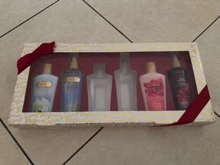 Giftset bodymist n lotion 125 ml isi 4