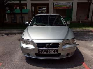 Volvo S60 for rent