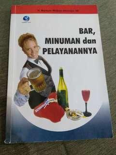 Bar, minuman dan pelayanan