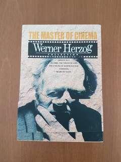 Werner Herzog DVD Movie Collection Boxset