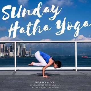 瑜珈班 Yoga Class Yogi lululemon