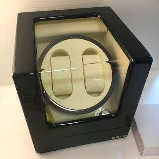 鏡面拋光黑色鋼琴漆 自動上鏈錶盒 勞力士 Rolex