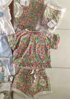 Next Baby Girl Set