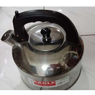 Eagle Whistling Kettle