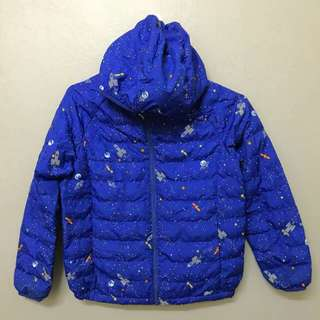 Uniqlo Winter Jacket 9-10yr