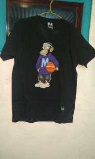 T Shirt monkey