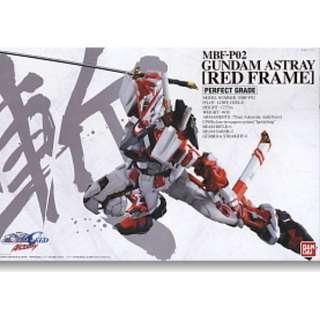 Gundam Red Astray, PG 1/60 Bandai