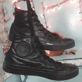 Converse Chuck Taylor All Star Leather Shoes