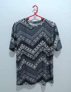 T-shirt cotton (M-L)size