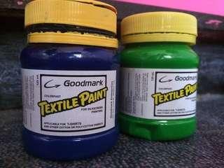 Textile paint
