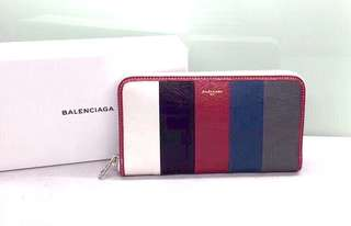 Balenciaga Wallet 直間銀包 Size:19 x 10 cm Real and New
