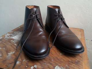 Massimo Dutti Angkle Boots size 43